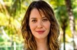 Nathalia Dill: figurino é fundamental para compor personagem (Fábio Rocha/ Gshow)