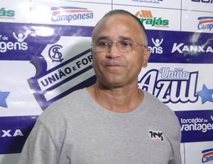 Canindé se despede do CSA para assumir o América-RN (Foto: Caio Lorena / GloboEsporte.com)