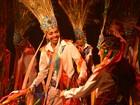 Grupo Zabelê apresenta espetáculo  'Chão' em Pirapora, Norte de MG