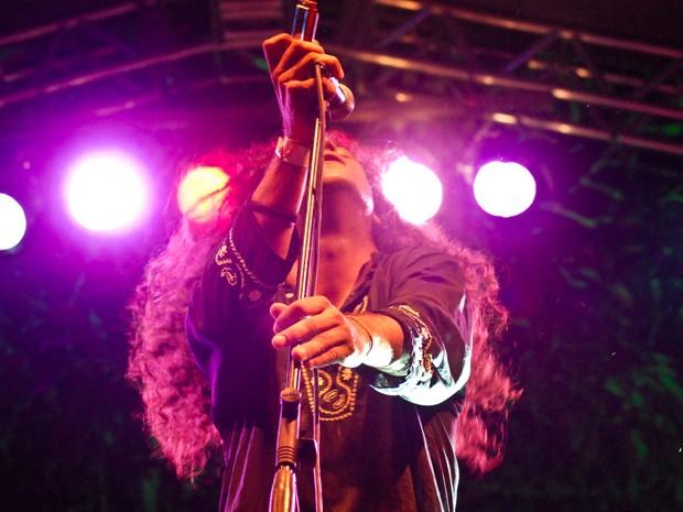 Mapinguari Blues também é uma das bandas mais antigas do rock acreano  (Foto: Talita Oliveira/ Arquivo pessoal)
