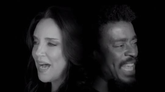 Ana Carolina e Seu Jorge lançam clipe de 'Mais Uma Vez (Nós Dois)'