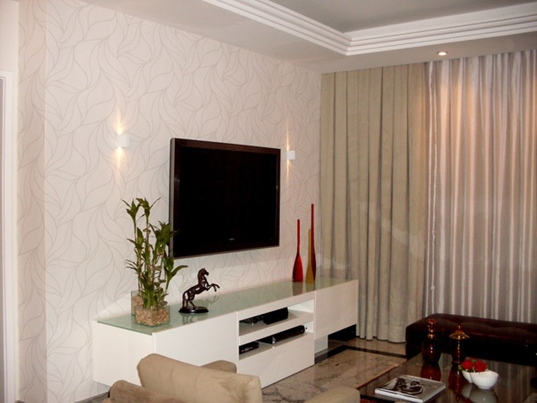 Decorar Sala Pequena Com Espelhos ~ Sala pequena como decorar e ganhar mais espaço  Casa  GNT
