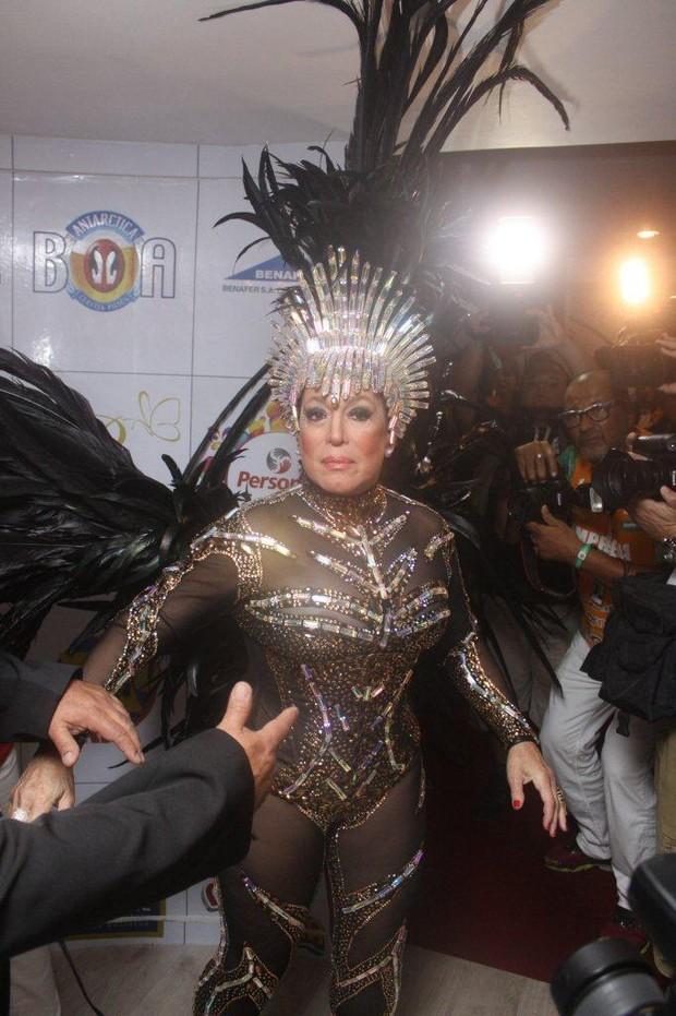 Suzana Vieira (Foto: J.Humberto / AgNews)