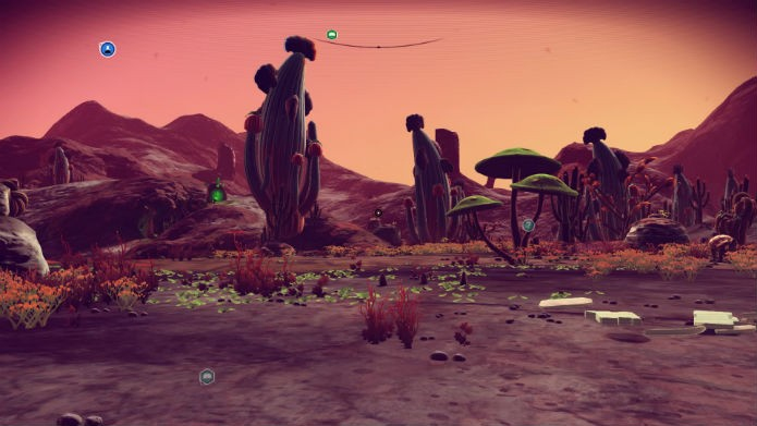 Encontre um planeta nunca antes visitado (Foto: Reprodução/André Mello)