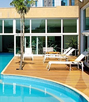 CT Nigéria Vitória Hotel Concept Campinas (Foto: Divulgação / Vitória Hotel Concept)