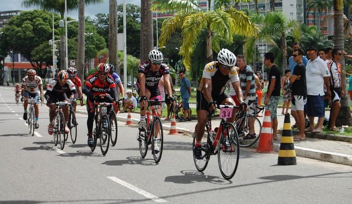 copa chatô de ciclismo, Ciclismo, Paraíba, João Pessoa (Foto: Lucas Barros / Globoesporte.com/pb)