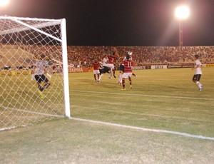 Campinense x Globo, Copa do Nordeste (Foto: João Brandão Neto / GloboEsporte.com)