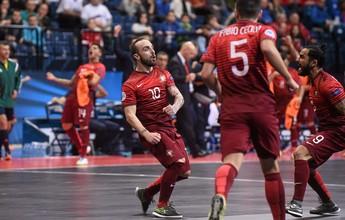 De placa! Português Ricardinho faz gol antológico em partida da Uefa Euro