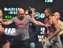 Combate Play abre quatro lutas históricas antes do UFC 202