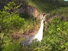 Cachoeiras, águas termais e cidades históricas são opções de lazer em GO