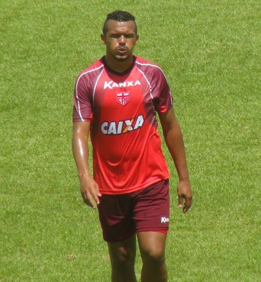 imagem  do clube (Viviane Leão/GloboEsporte.com)