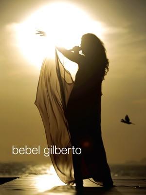 Capa do DVD 'Bebel Gilberto in Rio' (Foto: Divulgação)