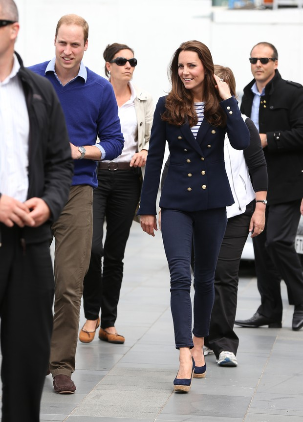 Kate Middleton (Foto: AFP)