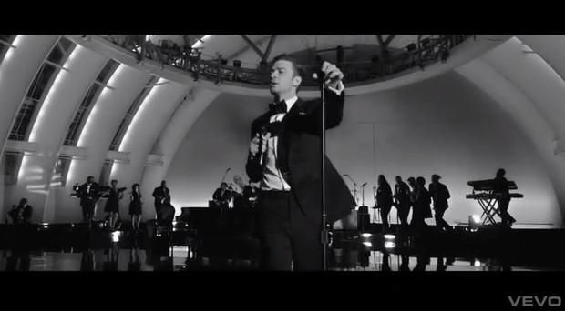 Justin Timberlake (Foto: Youtube / Reprodução)
