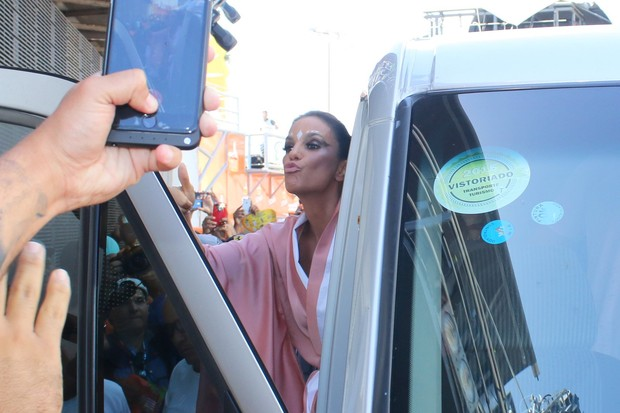 Ivete Sangalo (Foto: Fabio Moreno/Wesley Costa/Agnews)