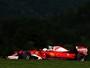 Vettel troca câmbio de Ferrari e perde 5 posições no grid do GP da Áustria