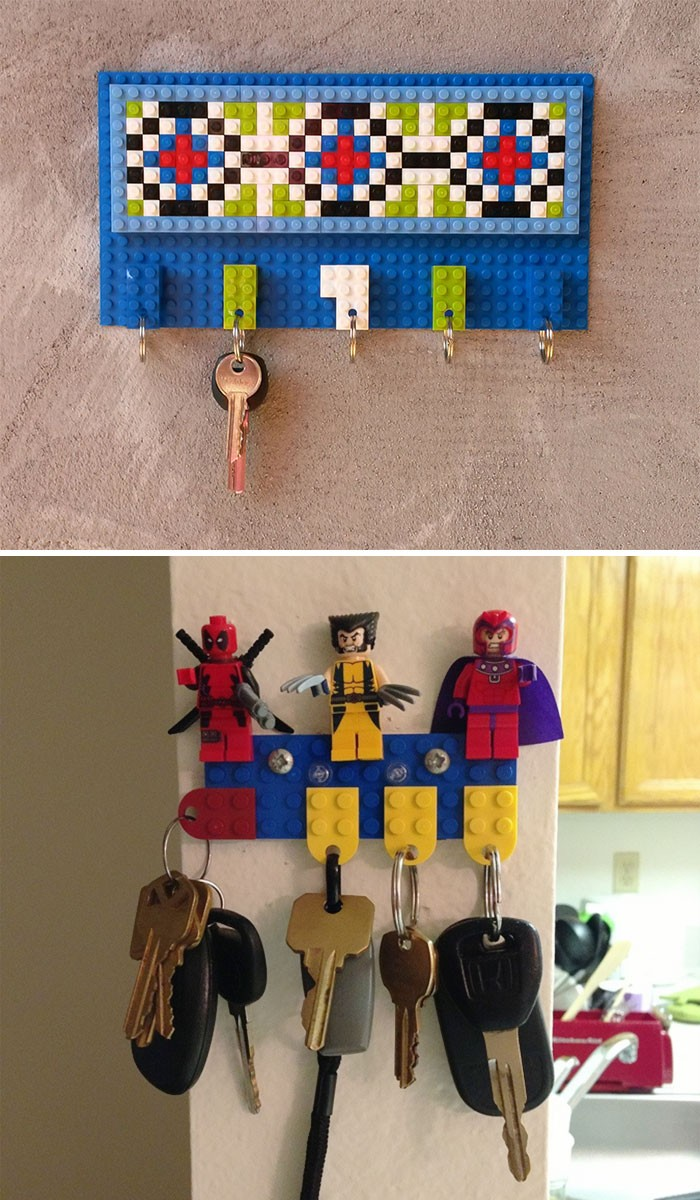 12 coisas que você nunca pensou que seu LEGO poderia fazer