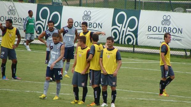 Paulista Fluminense (Foto: Divulgação / Paulista FC)