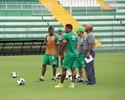 Cleber Santana espera Joinville com marcação sob pressão na decisão
