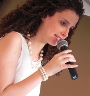 Voz da MPB! Veja vídeo de Luciana Estrella (SuperStar / TV Globo)