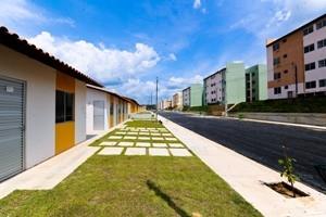 Famílias a serem beneficiadas serão indicadas e selecionadas pela Prefeitura (Foto: Suhab/Divulgação)