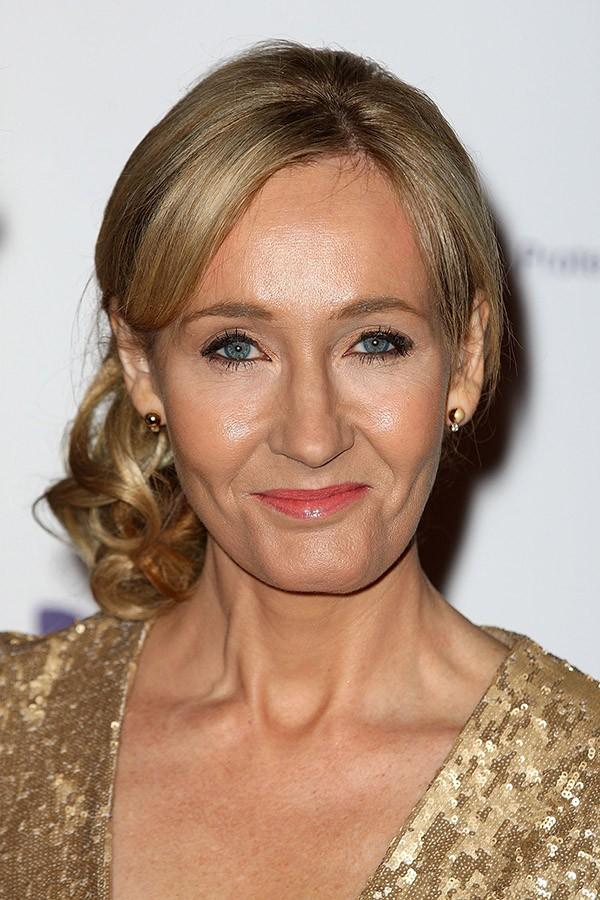 J.K. Rowling - 31 de julho (Foto: Getty Images)