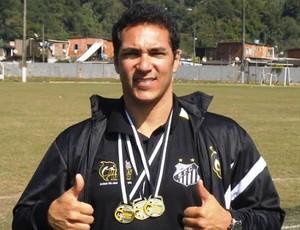 Alberto ex-Santos (Foto: Divulgação)