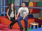 Maria Cecília e Rodolfo planejam fazer menos shows após chegada do filho