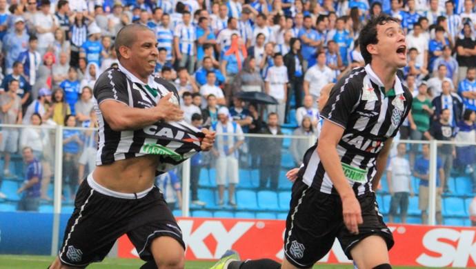 Rafael Costa Avaí x Figueirense (Foto: Luiz Henrique/Figueirense F.C)
