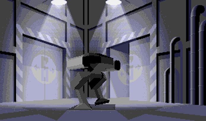 RoboCop 3D (Foto: Reprodução/Lemon Amiga)