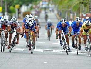 Torneio de Verão de ciclismo, Praia Grande (Foto: Ivan Storti / FMA Notícias)