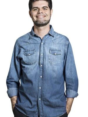 Daniel Perondi, apresentador do Mais Caminhos (Foto: Mais Caminhos)