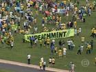 Manifestações contra Dilma ocorrem em todos os estados do Brasil