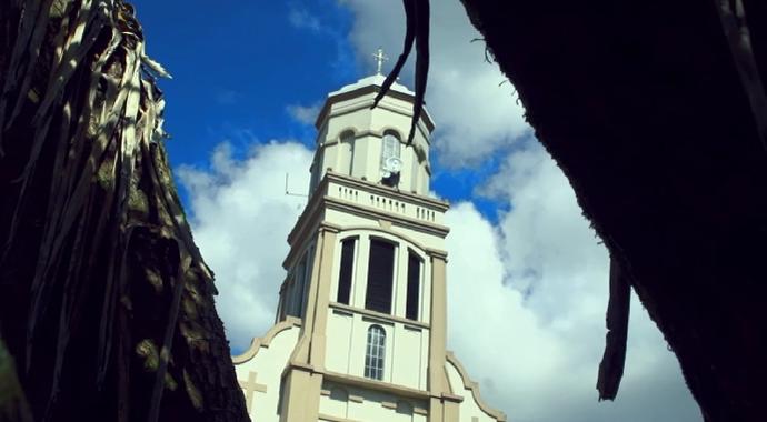 Descubra o Paraná: Mallet (Foto: Reprodução/RPC)