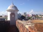 Fortaleza de São José é alvo de vândalos; direção diz faltar segurança