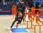 """Tyrone vibra com título, e Shamell brinca sobre MVP: """"Esse troféu é meu"""""""