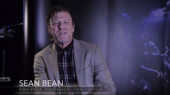 Sean Bean está no elenco de Kingslaive (Foto: Divulgação/Square Enix)
