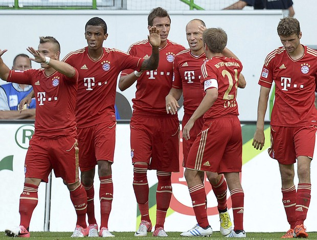 Bayern de Munique (Foto: EFE)
