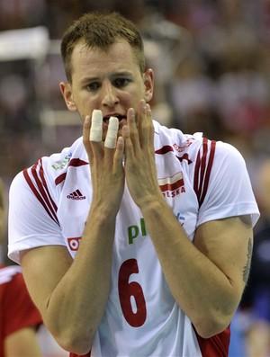 Kurek Polônia liga mundial vôlei (Foto: Divulgação / FIVB)