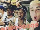 Neymar encontrou Justin Bieber nos EUA com a ajuda de 'caça-famosos'