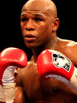 boxe Floyd Mayweather Jr (Foto: agência Getty Images)