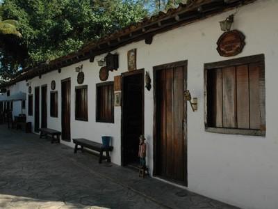 Parque Cultural Vila de São Vicente  (Foto: divulgação)