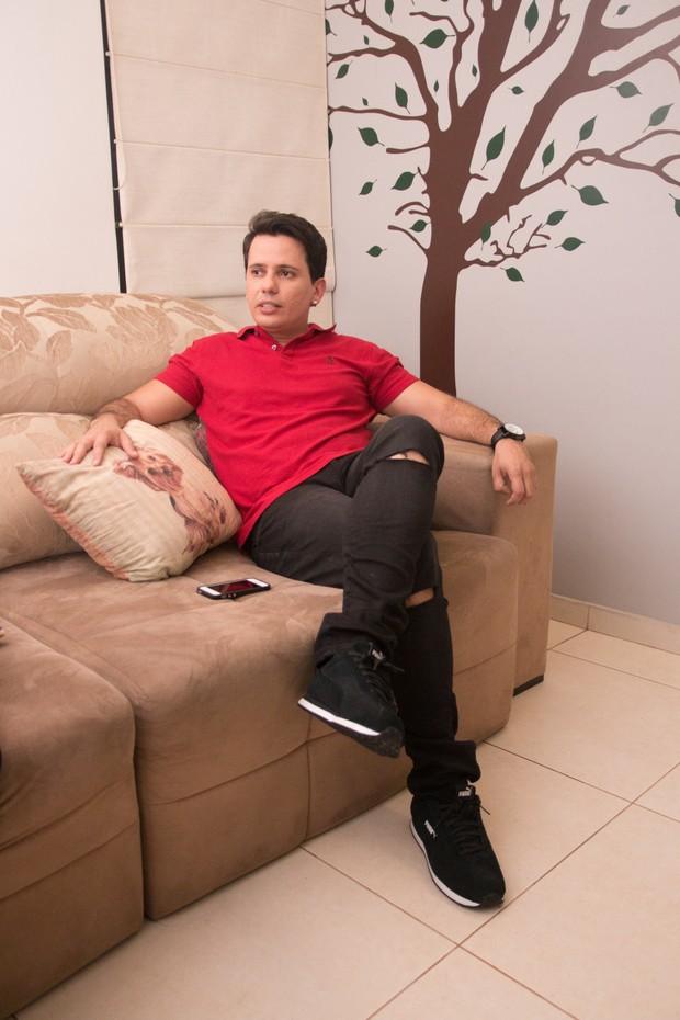 Blener Maycon  (Foto: Evandro José/EGO)