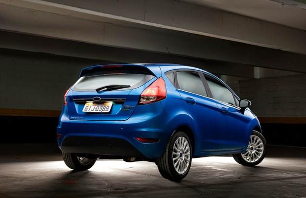 Ford Fiesta 1.0 EcoBoost (Foto: Leo Spósito/Autoesporte)