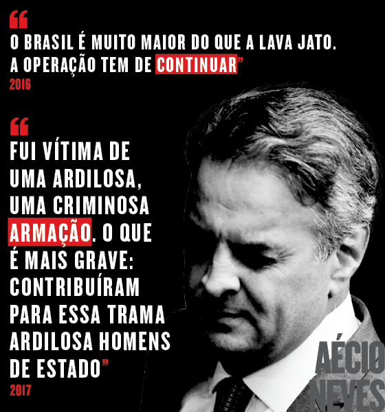 Aécio Neves (Foto: Época)