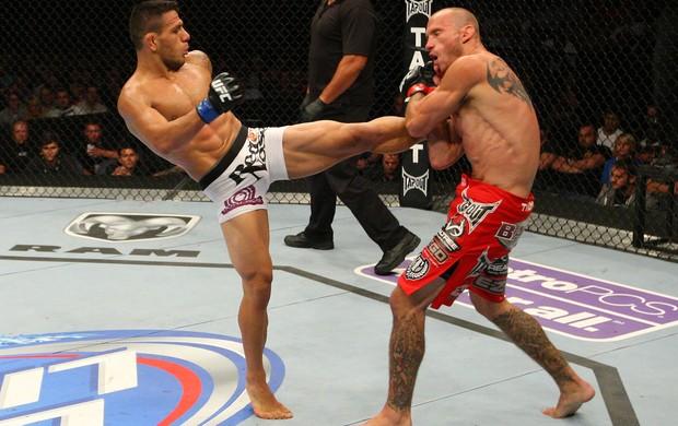 UFC Rafael dos Anjos x Donald Cerrone (Foto: Getty Images)