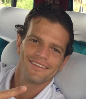 Felipe, meia-atacante Atlético-AC (Foto: Felipe Fernandes/Arquivo Pessoal)