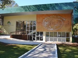Complexo Cultural e Científico de Peirópolis paleontologia Uberaba (Foto: Elioenai Amuy/UFTM)
