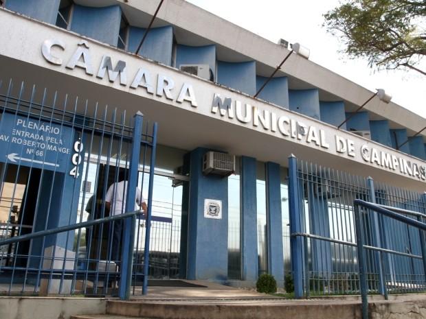 Câmara de Campinas planeja divulgar lista com nomes e salários dos servidores (Foto: Câmara Municipal de Campinas)
