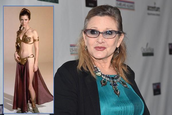 Carrie Fisher (Foto: Getty Images / Reprodução)